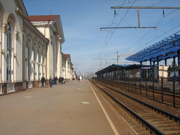 Железнодорожный Вокзал-ВИННИЦА